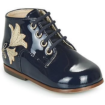 Ψηλά Sneakers Little Mary MEIGE ΣΤΕΛΕΧΟΣ: Δέρμα και συνθετικό & ΕΠΕΝΔΥΣΗ: Δέρμα & ΕΣ. ΣΟΛΑ: Δέρμα & ΕΞ. ΣΟΛΑ: Καουτσούκ