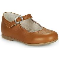 Παπούτσια Κορίτσι Μπαλαρίνες Little Mary AUBERIE Brown