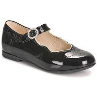 Παπούτσια Κορίτσι Μπαλαρίνες Little Mary AUBERIE Black