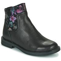 Παπούτσια Κορίτσι Μπότες Little Mary ELIETTE Black