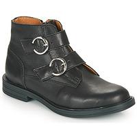 Παπούτσια Κορίτσι Μπότες Little Mary EMILIENNE Black