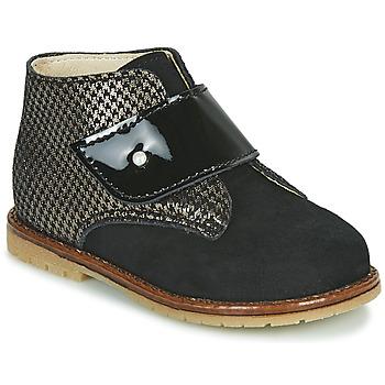 Παπούτσια Κορίτσι Ψηλά Sneakers Little Mary JANYCE Black