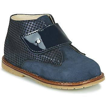 Παπούτσια Κορίτσι Ψηλά Sneakers Little Mary JANYCE Μπλέ