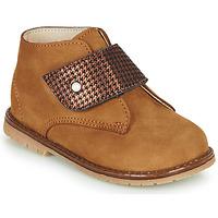 Παπούτσια Κορίτσι Ψηλά Sneakers Little Mary JANYCE Brown