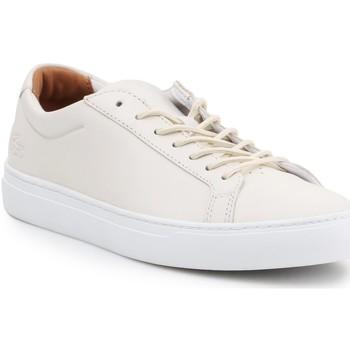 Παπούτσια Άνδρας Χαμηλά Sneakers Lacoste 7-35CAM0159001 beige
