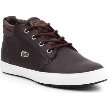 Παπούτσια Γυναίκα Ψηλά Sneakers Lacoste 7-28SPW1126D2 brown