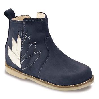 Παπούτσια Κορίτσι Μπότες Little Mary KARRY Μπλέ