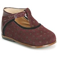 Παπούτσια Κορίτσι Ψηλά Sneakers Little Mary BETHANY Bordeaux