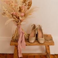 Παπούτσια Γυναίκα Γόβες Céleste MIRABELLE Gold