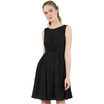 Υφασμάτινα Γυναίκα Κοντά Φορέματα Molly Bracken R1532H20 Black