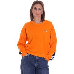 Υφασμάτινα Γυναίκα Φούτερ Fila 687693 Πορτοκάλι