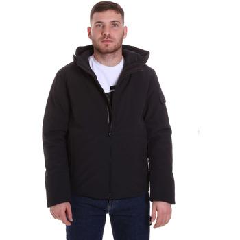 Υφασμάτινα Άνδρας Μπουφάν Refrigiwear RM8G09800XT2429 Μαύρος
