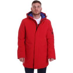Υφασμάτινα Άνδρας Παρκά Refrigiwear RM8G09900XT2429 το κόκκινο