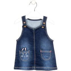 Υφασμάτινα Παιδί Ολόσωμες φόρμες / σαλοπέτες Losan 028-7023AL Μπλε