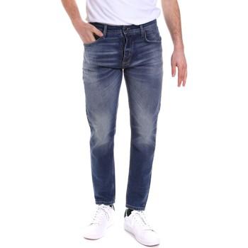 Υφασμάτινα Άνδρας Jeans Antony Morato MMDT00251 FA750287 Μπλε