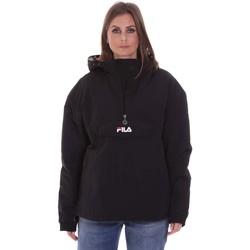 Υφασμάτινα Γυναίκα Σακάκια Fila 687979 Μαύρος