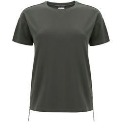 Υφασμάτινα Γυναίκα T-shirt με κοντά μανίκια Freddy F0WSDT5 Πράσινος