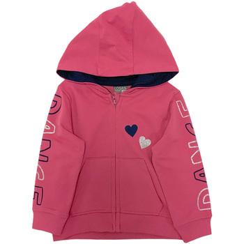 Υφασμάτινα Κορίτσι Φούτερ Losan 026-6653AL Ροζ