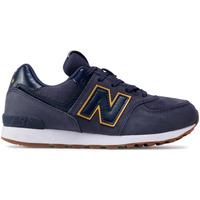 Παπούτσια Παιδί Χαμηλά Sneakers New Balance NBGC574PNY Μπλε