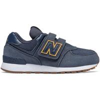 Παπούτσια Παιδί Χαμηλά Sneakers New Balance NBYV574PNY Μπλε