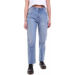 Υφασμάτινα Γυναίκα Boyfriend jeans Dickies DK133004LBL1 Μπλε