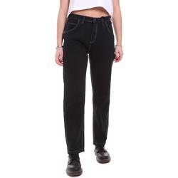 Υφασμάτινα Γυναίκα Jeans Dickies DK133004BLK1 Μαύρος