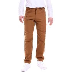 Υφασμάτινα Άνδρας Παντελόνια Dickies DK121172BD01 καφέ