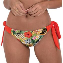 Υφασμάτινα Γυναίκα Μαγιό μόνο το πάνω ή κάτω μέρος LPB Woman 025BAS / HAWAI Orange