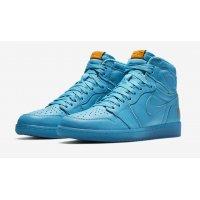 Παπούτσια Ψηλά Sneakers Nike Air Jordan 1 Gatorade blue Lagoon Blue Lagoon/Blue Lagoon