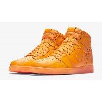 Παπούτσια Ψηλά Sneakers Nike Air Jordan 1 Gatorade Orange Peel Orange Peel/Orange Peel