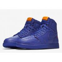 Παπούτσια Ψηλά Sneakers Nike Air Jordan 1 Gatorade Orush Violet Rush Violet/Rush Violet