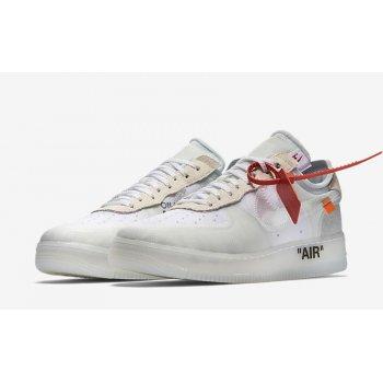 Παπούτσια Χαμηλά Sneakers Nike Air Force 1 Low x Off-White OG White White/White-Sail