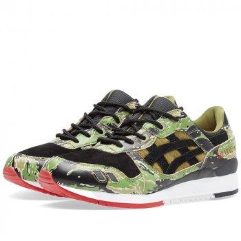 Παπούτσια Χαμηλά Sneakers Asics Gel Lyte III x Atmos Green Camo Green Camo