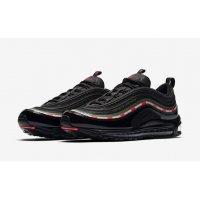 Παπούτσια Χαμηλά Sneakers Nike Air Max 97 x Underfeated Black Black/Gorge Green/White-Speed Red
