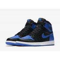 Παπούτσια Ψηλά Sneakers Nike Air Jordan 1 High Royal Blue Black/Varsity Royal-White