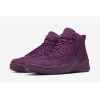 Παπούτσια Ψηλά Sneakers Nike Air Jordan XII PSNY Paris Bordeaux/Bordeaux-Bordeaux