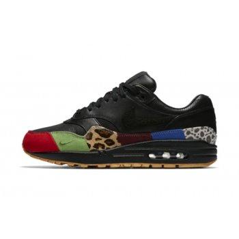 Παπούτσια Χαμηλά Sneakers Nike Air Max 1 Master Black/Black-University Red-International Blue