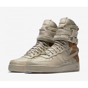Παπούτσια Ψηλά Sneakers Nike SF Air Force 1 Dessert Camo Chino/Chino/Classic Stone