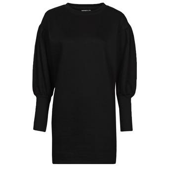 Υφασμάτινα Γυναίκα Κοντά Φορέματα Yurban OKAL Black