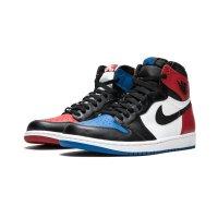 Παπούτσια Ψηλά Sneakers Nike Air Jordan 1 High Top 3 Gold Black Black/White-Black-Varsity Royal-Black