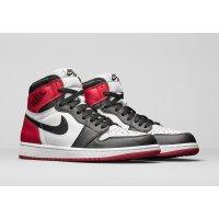 Παπούτσια Ψηλά Sneakers Nike Air Jordan 1 High Black Toe Black/White-Varsity Red