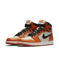 Παπούτσια Ψηλά Sneakers Nike Air Jordan 1 Reverse Shattered Backboard Sail/Starfish/Black