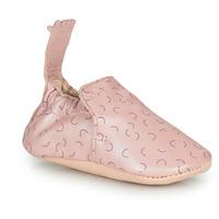 Παπούτσια Κορίτσι Παντόφλες Easy Peasy BLUMOO Mou / Conffetis-rose / Baba / Mou / Δέρμα