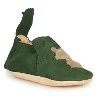 Παπούτσια Παιδί Παντόφλες Easy Peasy BLUMOO RENARD Mou / Sapin / Mou / Δέρμα