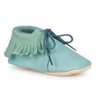 Παπούτσια Παιδί Παντόφλες Easy Peasy MEXIMOO Mou / Harbor / Γκρι / Mou / Δέρμα