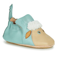 Παπούτσια Παιδί Παντόφλες Easy Peasy BLUBLU MOUTON Mou / Mist / Mou / Patin