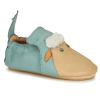 Παπούτσια Παιδί Παντόφλες Easy Peasy BLUBLU MOUTON Μπλέ