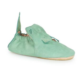 Παπούτσια Παιδί Παντόφλες Easy Peasy BLUBLU CHIEN Green
