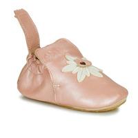 Παπούτσια Κορίτσι Παντόφλες Easy Peasy BLUBLU EDELWEISS Mou / Ροζ / Baba / Mou / Patin