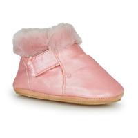 Παπούτσια Κορίτσι Παντόφλες Easy Peasy FOUBLU Mou / Powder / Mou / Patin